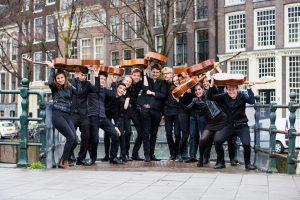 Concert Cd release studenten Gitaar Ensemble nederland @ Schellingwouderkerk | Amsterdam | Noord-Holland | Nederland