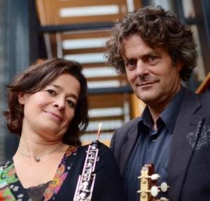 Pauline Oostenrijk, hobo & Enno Voorhorst, gitaar in de Lambertuskerk te Vessem @ Pauline Oostenrijk & Enno Voorhorst | Vessem | Noord-Brabant | Nederland