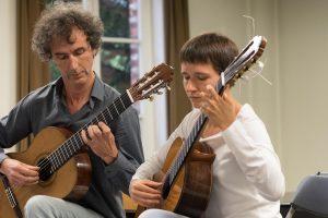 Duo Robert Denies & Danièle Van Os @ OLV-Kerk | Grobbendonk | Vlaanderen | België