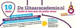 10-Jarig Jubileum de Gitaaracademie: Avond van de Gitaar @ Bergsingelkerk | Rotterdam | Zuid-Holland | Nederland