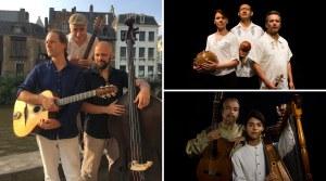 Laberinto Latinoamericano LATIJNS-AMERIKAANSE MUZIEK @ 15hs Festival de Huy | Namur | Wallonie | België