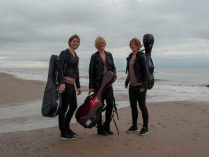 Voorstelling CD JOURNEY Trio Asturias @ Kapel Kristus-Koning Duinbergen | Knokke-Heist | Vlaanderen | België