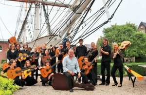 Concert 'Guitar Rhapsody…come together' Lelystad @ Locatie Kubus Centrum voor Kunst & Cultuur | Lelystad | Flevoland | Nederland