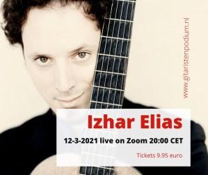 Izhar Elias & Roxane Radoux @ online | Gaanderen | Gelderland | Nederland