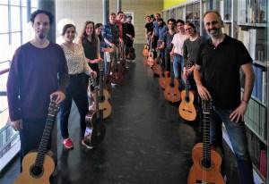 Release concert cd '20-21' Studenten Gitaar Ensemble Nederland @ Muziekcentrum van de Omroep | Hilversum | Noord-Holland | Nederland