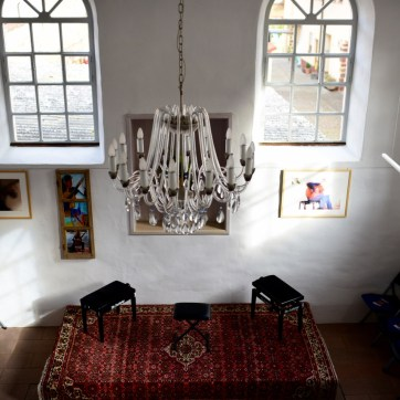 Die ehemalige Synagoge