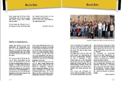 Artikel Konzertfahrt nach Barcelona