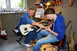 Gitarre SCHNUPPERZEITEN