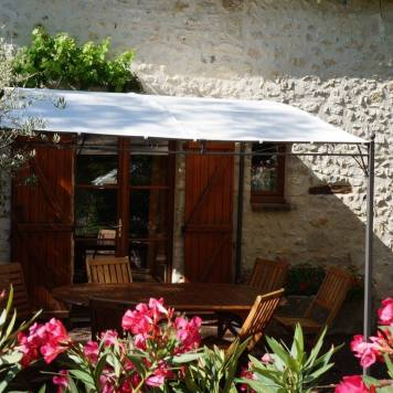 lodging with wifi and parking at Fontaine Gargot