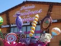 Le palais des bonbons et du nougat