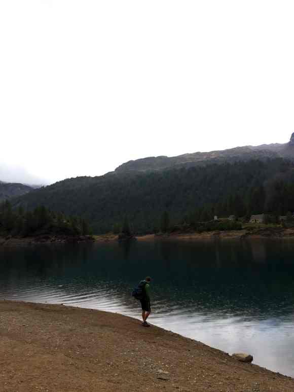 sponde del lago di devero