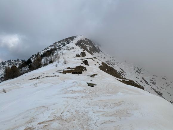 base del monte nebin escursione