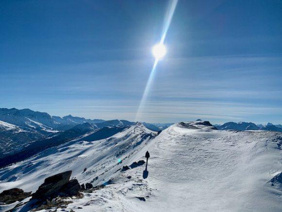 Monte belgier da grand puy a pragelato