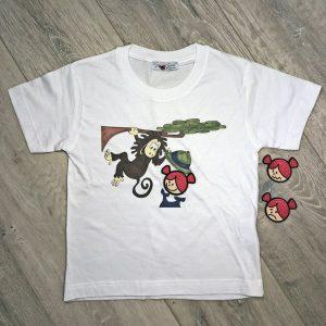 T-shirt montessori