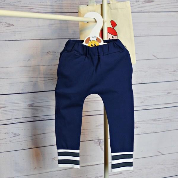 pantalone blu