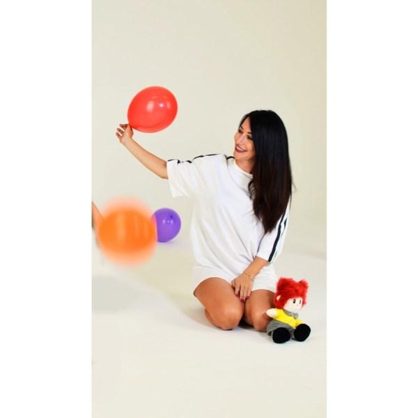 maxi t-shirt donna