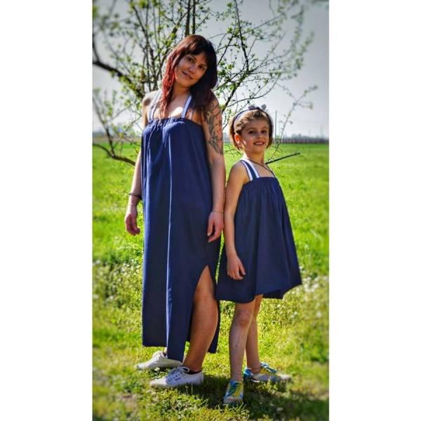 coordinato mamma e figlia