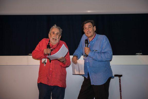 Tatti Sanguineti e Giorgio Gosetti