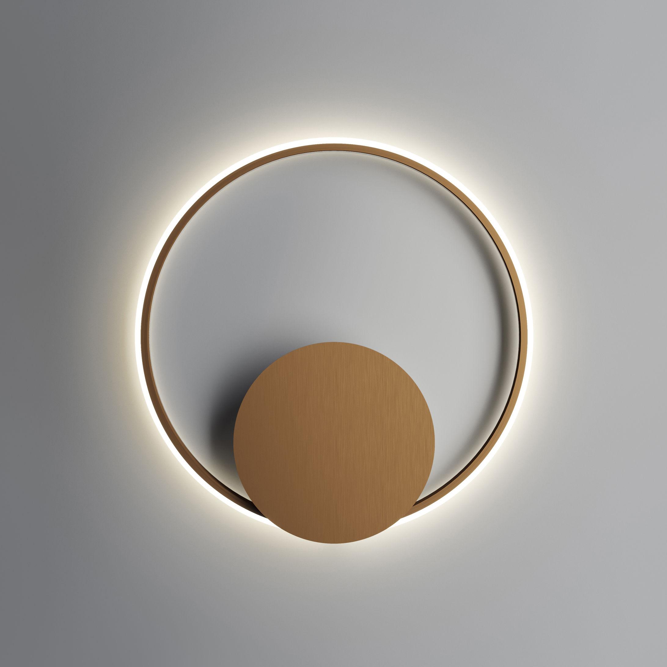 Lights for elegant interiors circular led lights
