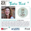 Mondo Creativo 2018 Teatro Food Cooking Show Bologna