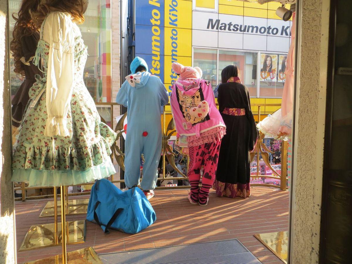 Takeshita Dori: la via dello shopping più colorata di Tokyo