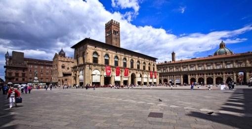 Bologna in mezza giornata