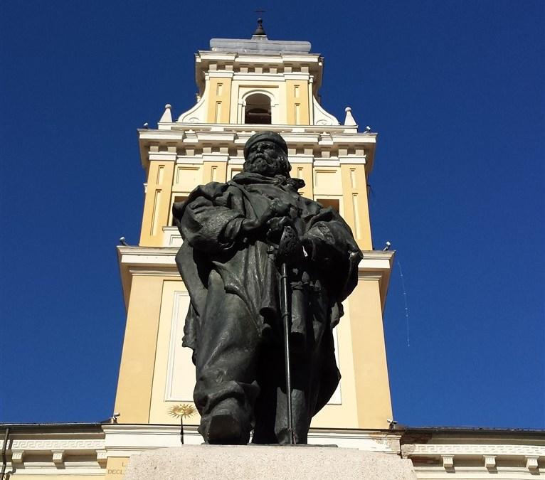 Garibaldi a Parma