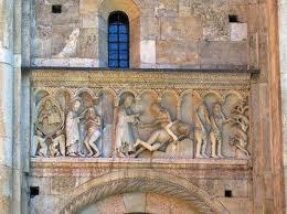 Duomo di Modena, sculture facciata