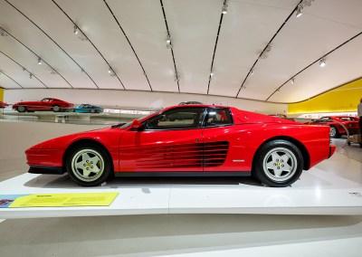 Ferrari, Lamborghini, Maserati e Ducati. Un tour nella Motor Valley.