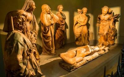 Santa Maria della Vita a Bologna: la meraviglia della terracotta.