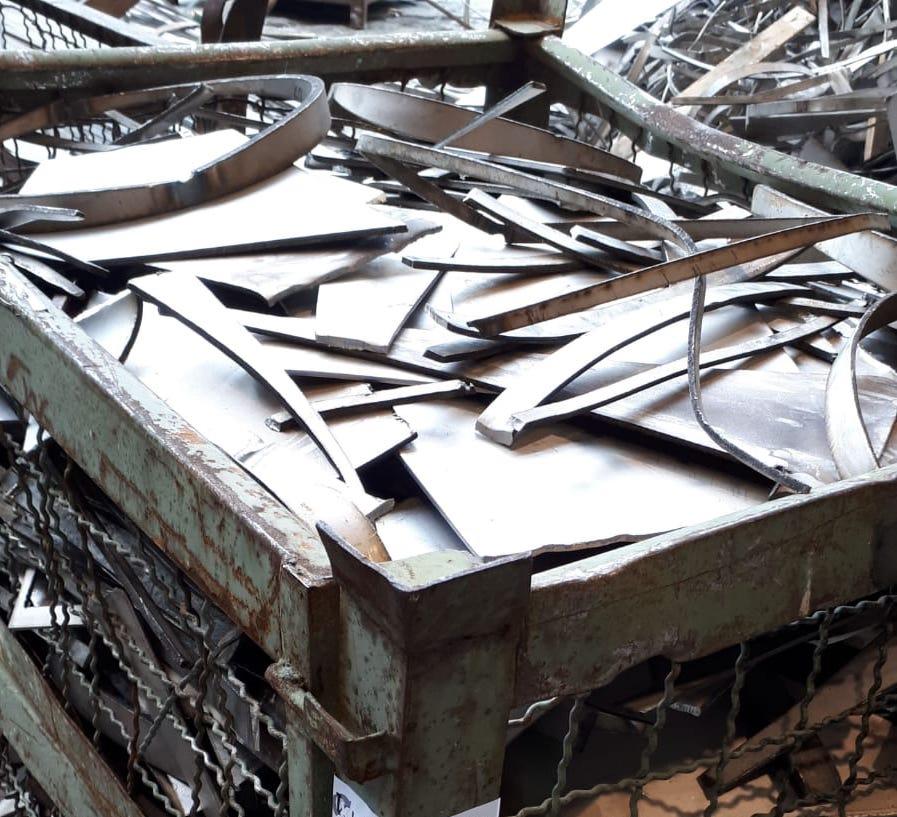 15mt SMO 254 scrap foundy grade - Giuliani Metalli