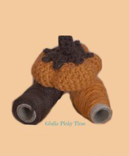 jute yarn for crochet pumpkin