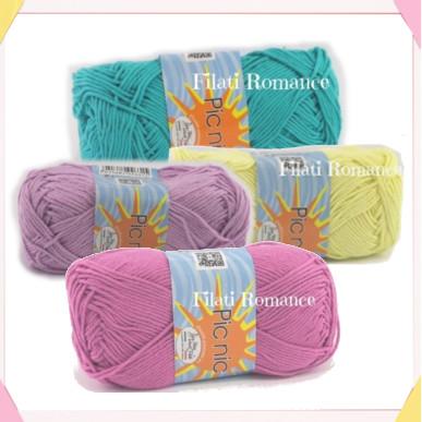 Used yarn Miss Tricot Pic Nic Yarns