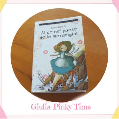 Consiglio acquisti su Amazon per il libro di Alice nel paese delle meraviglie