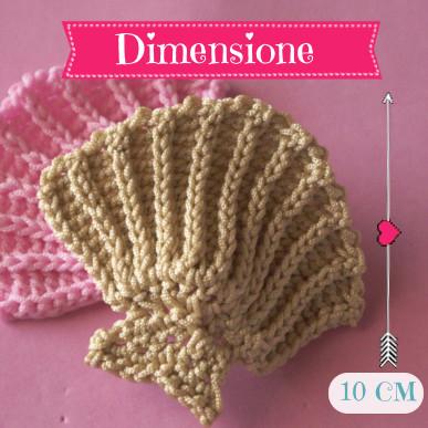 Foto: Dimensione conchiglia canestrello