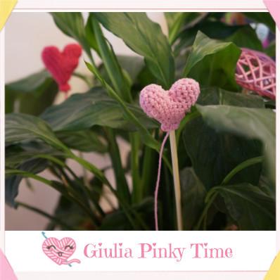 cuore-amigurumi-decoro-pianta
