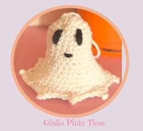 Ricamo espressione fantasmino / embroider ghost expression