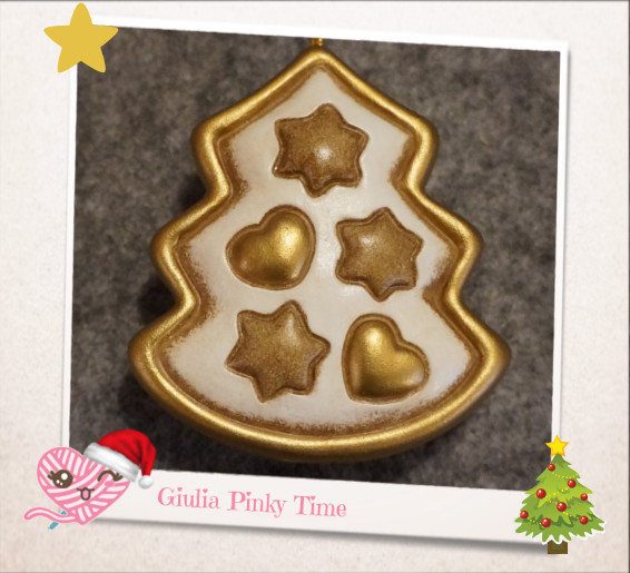 Albero di Natale della Thun da appendere