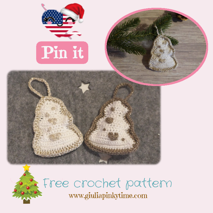 Save the Christmas tree pattern for later