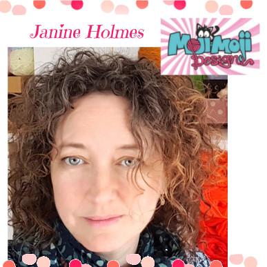 Janine Holmes Speciale amigurumi 8 sprea editori