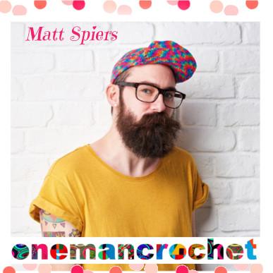 Matt Spiers Speciale amigurumi 8 sprea editori