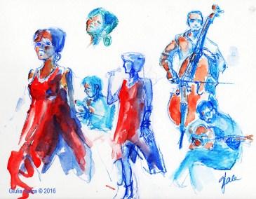 Flo e la sua band