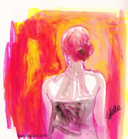 Mirada in rosa