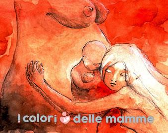 I colori delle mamme