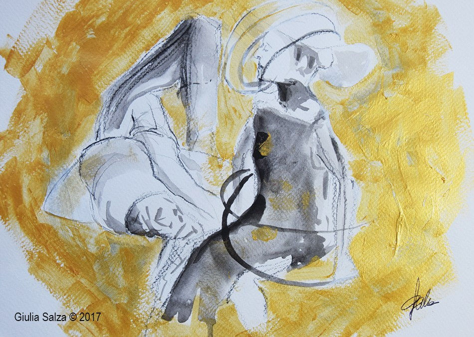 Butoh: la danza dell'inconscio.