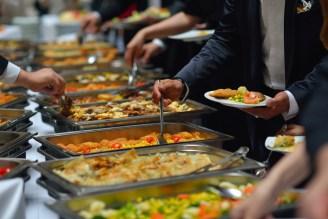 dieta e buffet