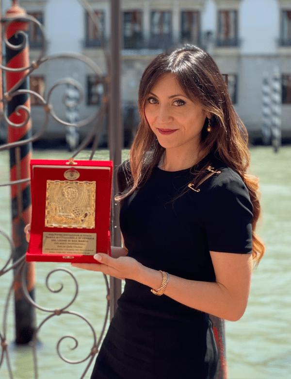 Targa del Leone D'oro di San Marco
