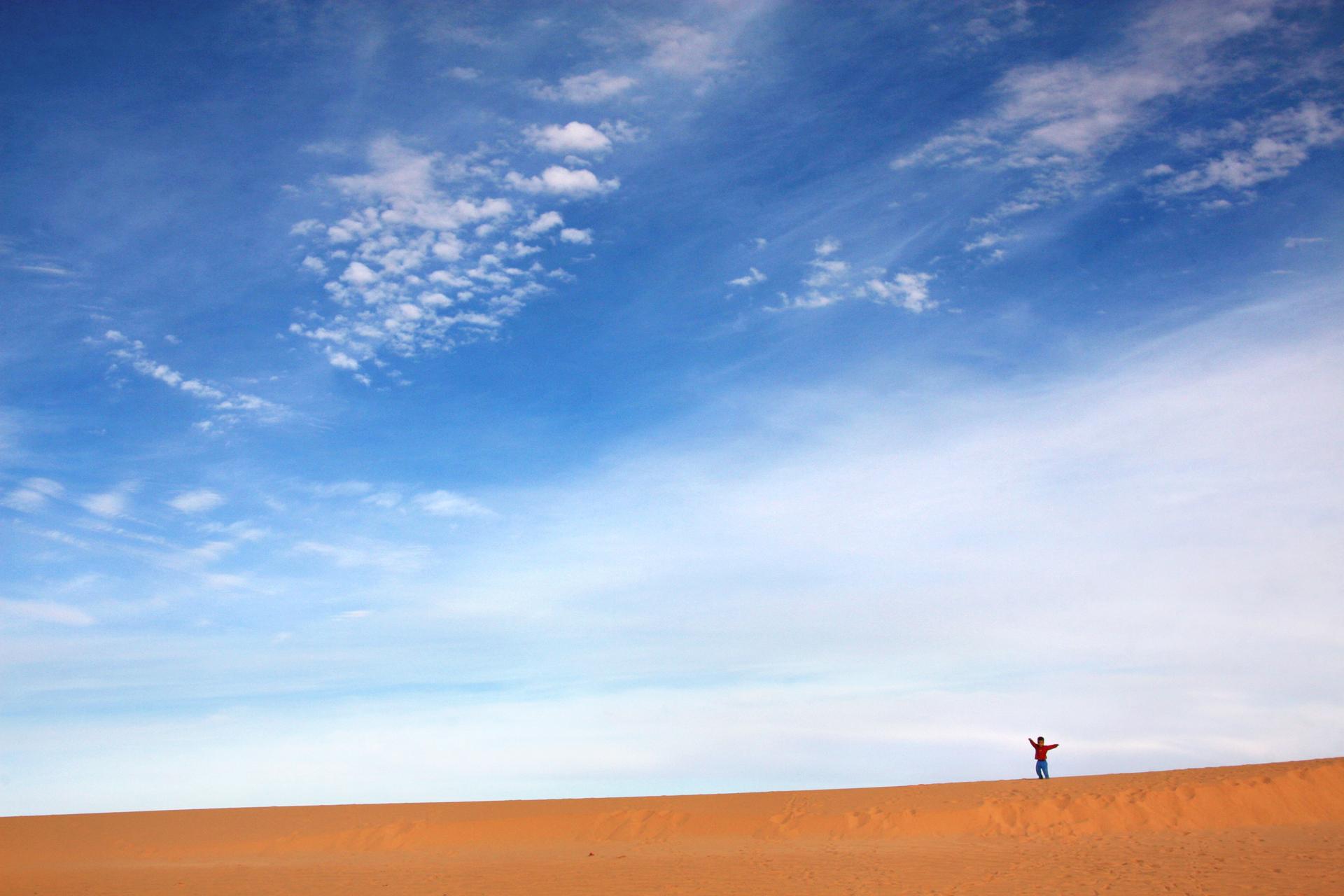 Il Deserto Intorno