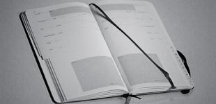 Moleskine Book Journal