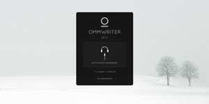 OmmWriter Feature